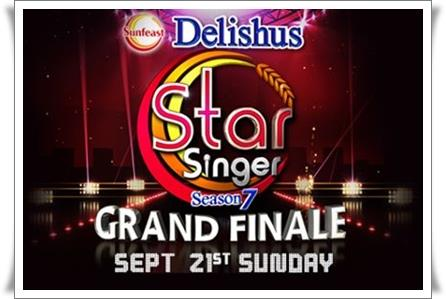 Star Singer Season 7 Grand Finale on 21st September 2014