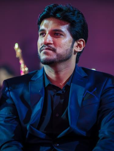 Vijay Yesudas - Profile and Biography