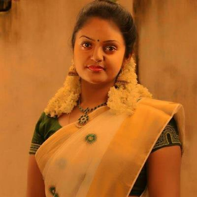 Premi Vishwanath Asianet Karutha Muthu Serial Actress