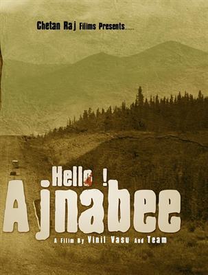 Hello Ajnabee: Vinil Vasus suspense thriller