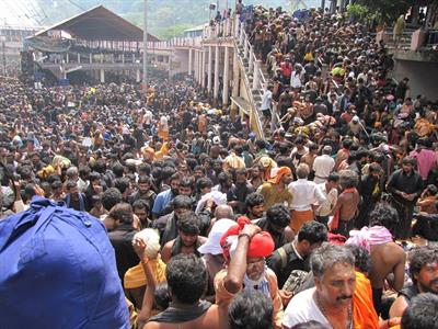 Sabarimala Makajyothi 2015 Live Telecast on TV Channels