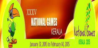 35 th national games kerala 2015 opening ceremony