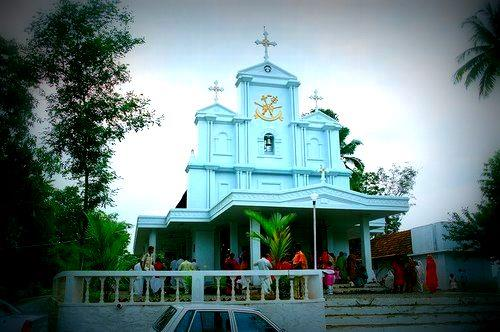 St johns  Jacobite Syrian Church Kavalangad