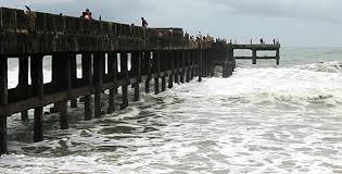 Valiathura Pier