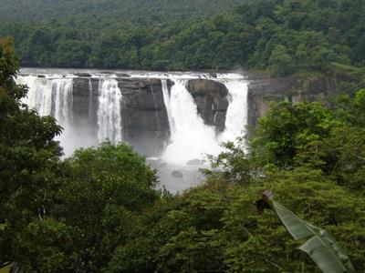 Athirapally waterfall, Thrissur