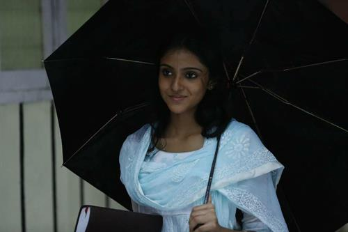 Actress Sana Althaf Film Still