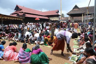 Valla Sadhya Mass Feast