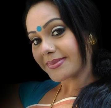 Rekha Ratheesh - Malayalam Film & Serial Actress