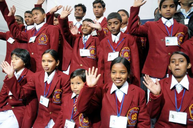 National Bravery Awards 2010 Childrens Photo