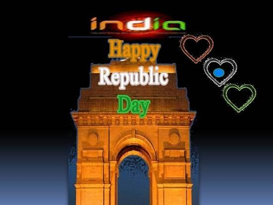 Republic Day of India Wall Poster