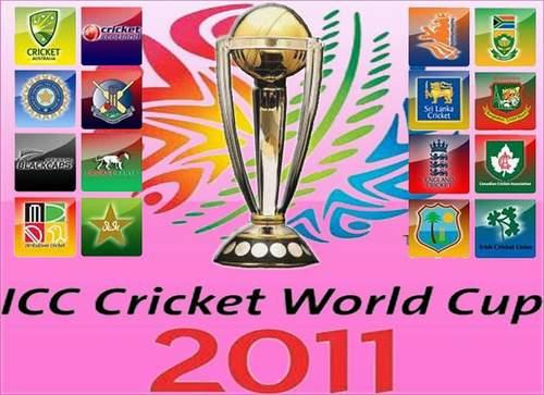Buy ICC Cricket World Cup 2011 Tickets Online Check For Tickets ...