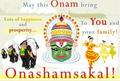Onam 2014 sms onam greeting cards for convey wishes to family onam m4hsunfo