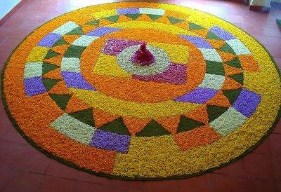 Latest Onam Pookalam Designs Various Rules For Designing