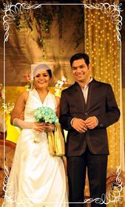 Hibi Eden Mla S Marriage With Anna Linda On January 30 2012