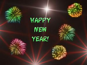 Happy New Year 2014 Facebook Status Updates – Top Rare Collections