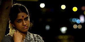 Aparna in Street light