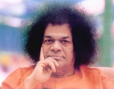 "Sreejith Vijay As Sree Sathya Sai Baba in the Telugu film ""BABA SATHYA SAI"""