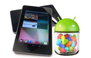google nexus 7 kerala android jelly