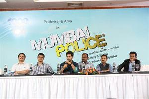 Mumbai Police Malayalam Movie – Heed Spot for Prithviraj