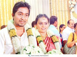 Vineeth Sreenivasan - Divya Narayanan Marriage Latest Photos