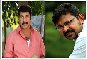 Mammootty as Priest in Salaam Palapetty