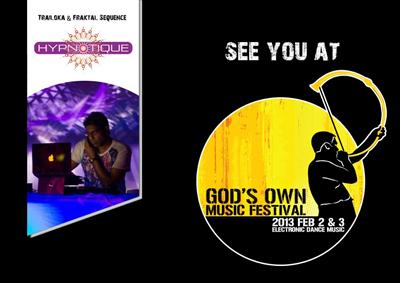 Gods Own Music Festival 2013 at Bolgatty Palace Cochin