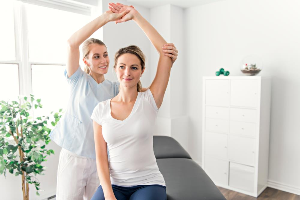 Physiotherapy treatment for pain relief